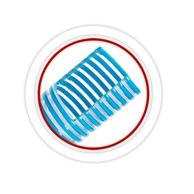 Mangote de PVC Azul